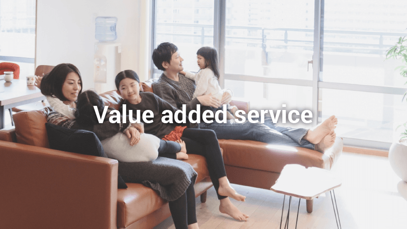 Value Added Service